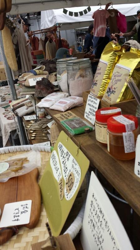 わらべ村さんの20周年祭アースマーケット_e0155231_12354339.jpg