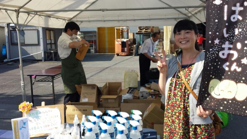 わらべ村さんの20周年祭アースマーケット_e0155231_12363395.jpg