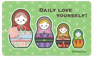【事務局より】『□一日一緑カード』デザイン公開!_f0164842_17131425.jpg