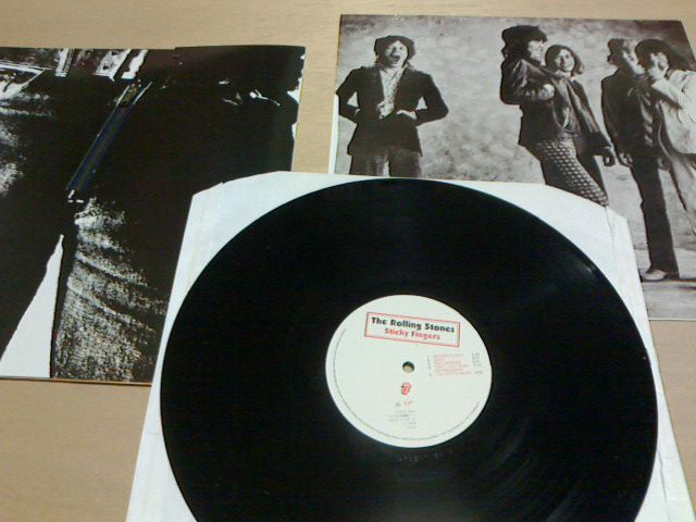 Sticky Fingers / The Rolling Stones_c0104445_23125914.jpg