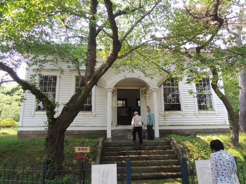 コラムリレー(第41回) 旧函館博物館ともう一つの明治の名残り・旧博物場所蔵資料_f0228071_82269.jpg