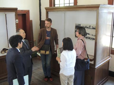 コラムリレー(第41回) 旧函館博物館ともう一つの明治の名残り・旧博物場所蔵資料_f0228071_842371.jpg