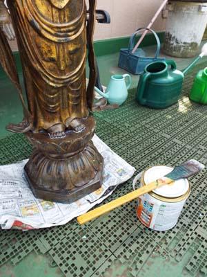 仏像を荘厳(しょうごん)・屋上で見たこと_f0211178_11452928.jpg