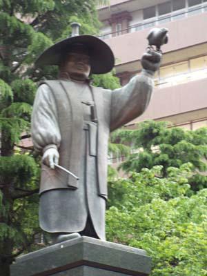 ぐるっとパスNo.7 江戸東京博物館まで見たこと_f0211178_1526438.jpg