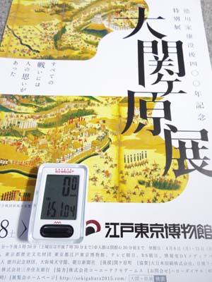 ぐるっとパスNo.7 江戸東京博物館まで見たこと_f0211178_15281472.jpg