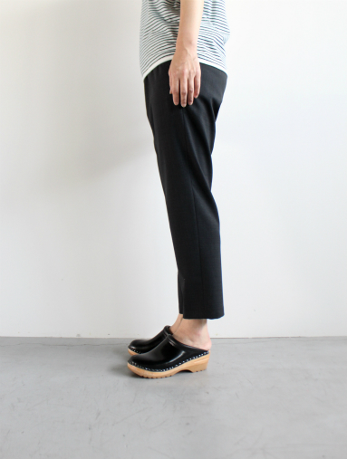 Honor gathering  Boil Smooth Wool Strech Tropical Easy Trousers_b0139281_13134970.jpg