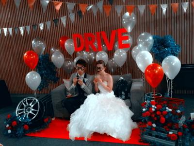DRIVE~ふたりなら~ 2015,05,23 H&A wedding!!!!_e0120789_14455726.jpg