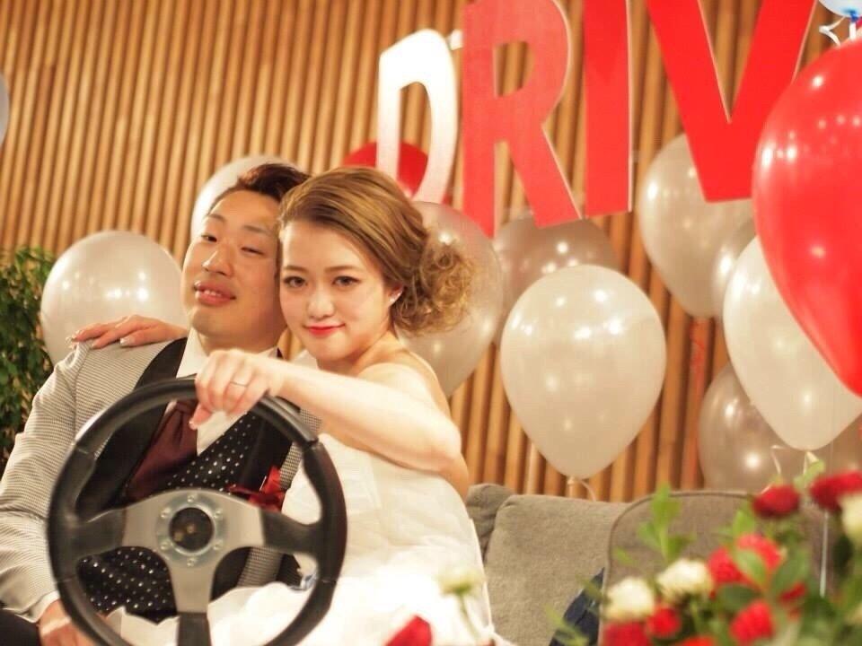 DRIVE~ふたりなら~ 2015,05,23 H&A wedding!!!!_e0120789_14463890.jpg