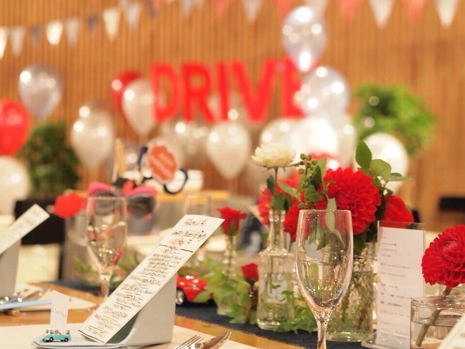 DRIVE~ふたりなら~ 2015,05,23 H&A wedding!!!!_e0120789_14474629.jpg