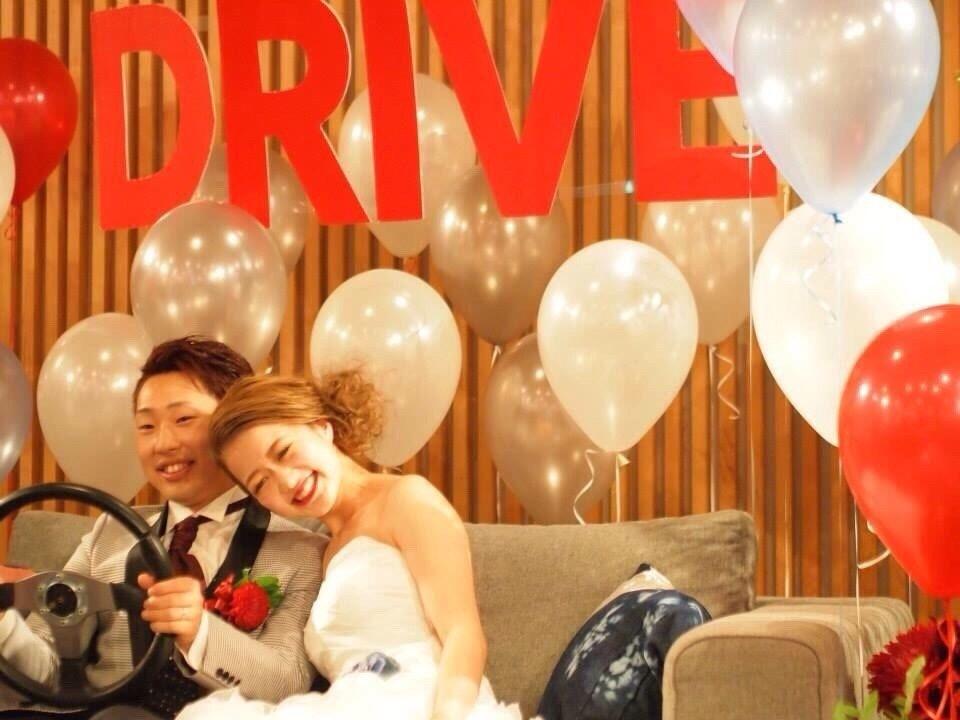 DRIVE~ふたりなら~ 2015,05,23 H&A wedding!!!!_e0120789_14484558.jpg