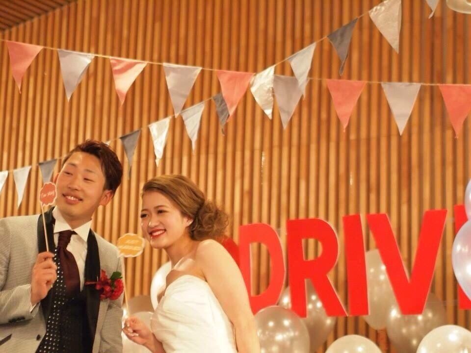 DRIVE~ふたりなら~ 2015,05,23 H&A wedding!!!!_e0120789_14494532.jpg