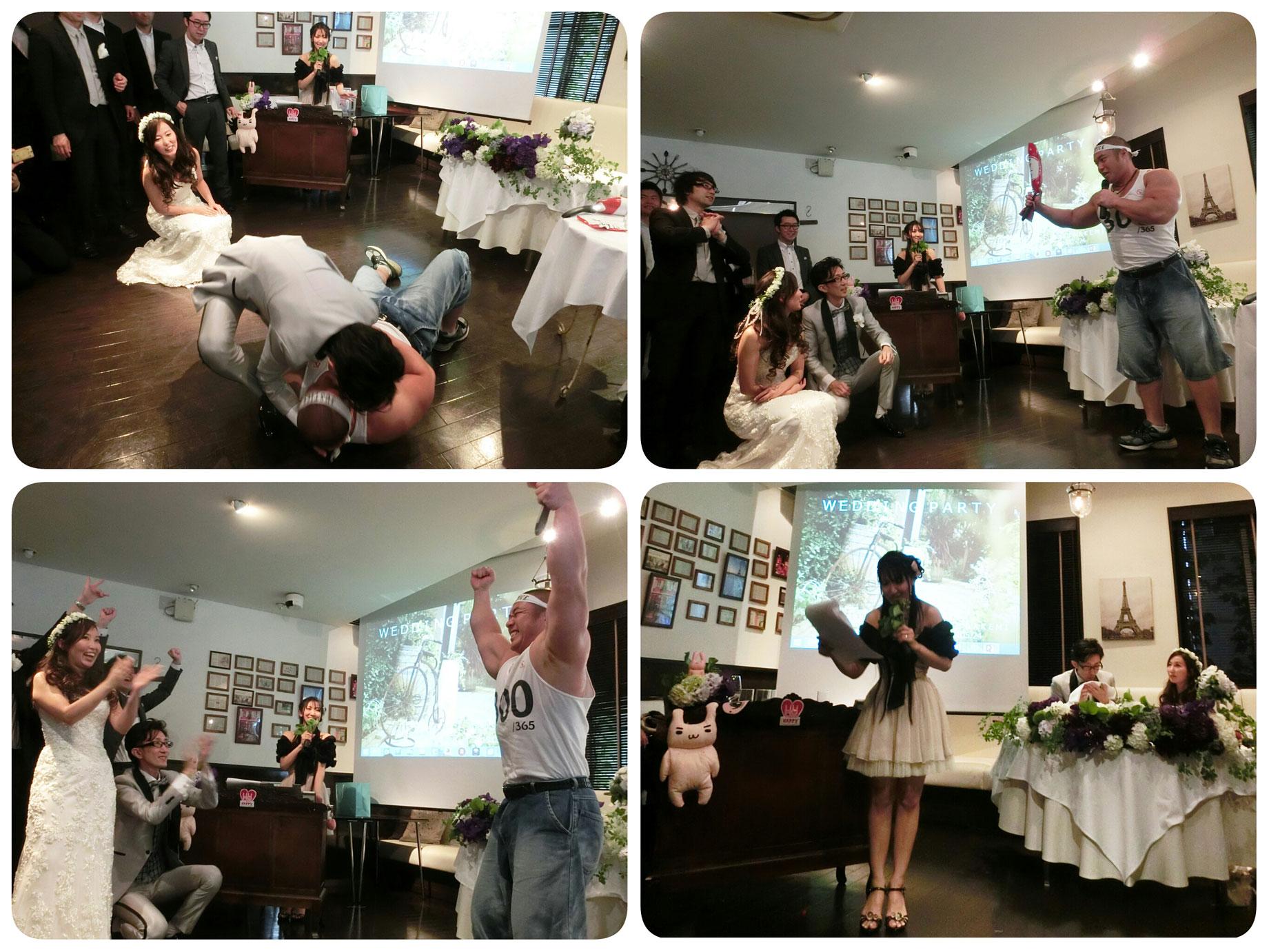 先輩の結婚式♡_d0224894_15164337.jpg