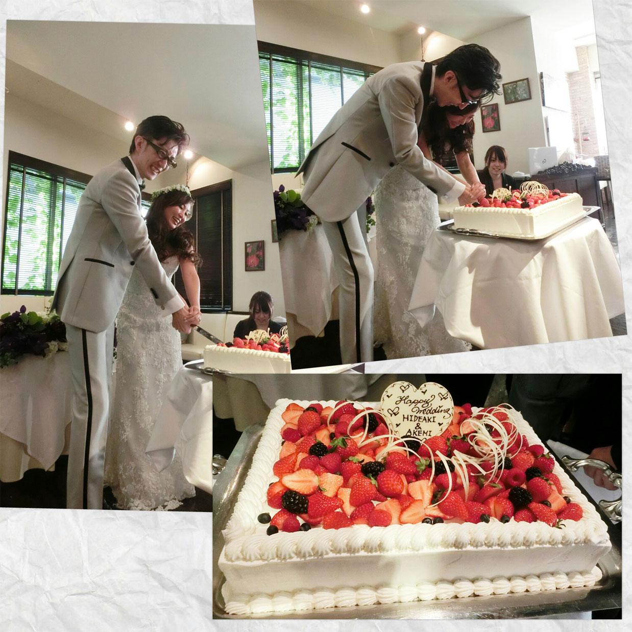 先輩の結婚式♡_d0224894_1516452.jpg