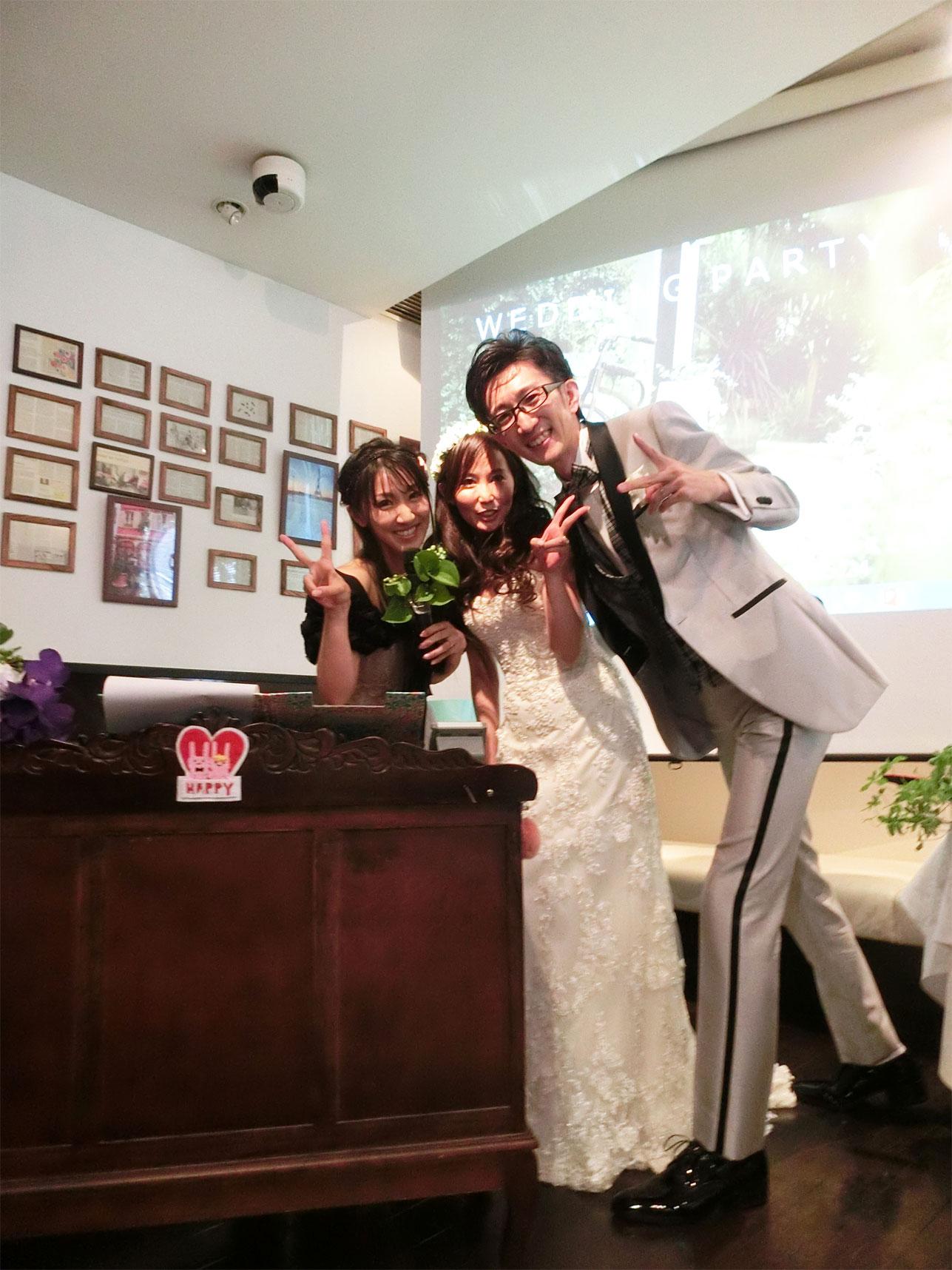 先輩の結婚式♡_d0224894_15165758.jpg