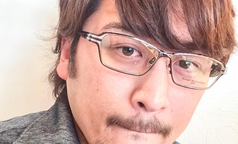 Masaki Matsushima New model!(二見)_a0150916_1281293.jpg