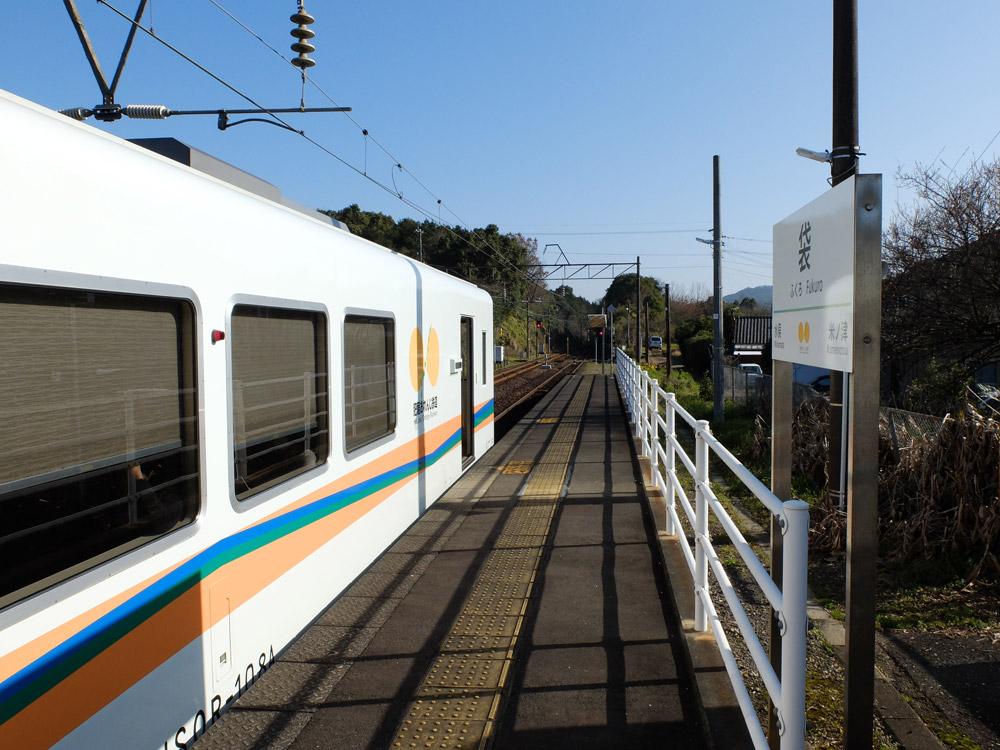 肥薩おれんじ鉄道 袋駅_b0023523_2123471.jpg