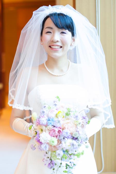 新郎新婦様からのメール ホテル日航東京さまへ 祈りが魔法になる一日に_a0042928_2261559.jpg