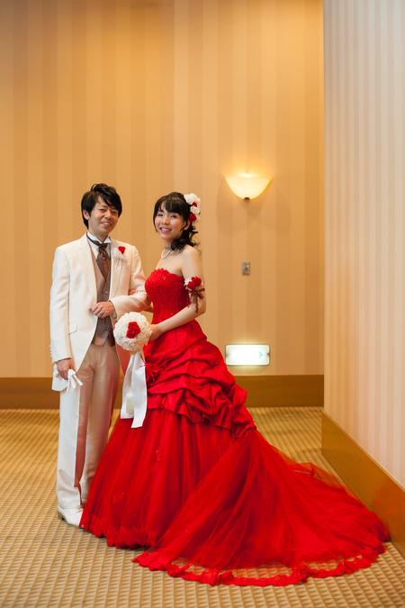 新郎新婦様からのメール ホテル日航東京さまへ 祈りが魔法になる一日に_a0042928_2273010.jpg