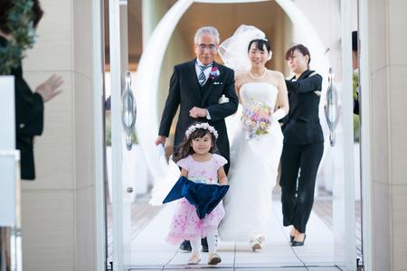 新郎新婦様からのメール ホテル日航東京さまへ 祈りが魔法になる一日に_a0042928_227448.jpg