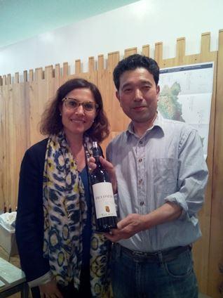 イタリアワイン試飲会のち虎ノ門ヒルズ_a0088939_17125132.jpg