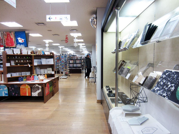 15' YOUNG ARTISTS\' BOOKS  FAIR_ 9th   / BOOKS KINOKUNIYA Shinjuku South Store_c0096440_12205749.jpg