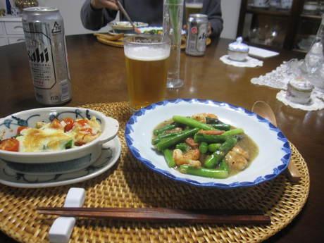 ポタジェの始まり~いんげん豆を蒔いた_a0279743_137498.jpg