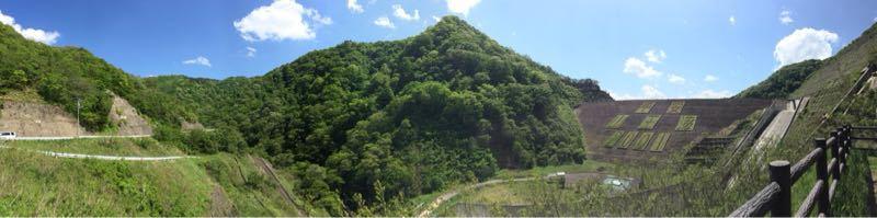 森林とダムと豊かな農業と〜山王海ダム〜_b0199244_9514432.jpg