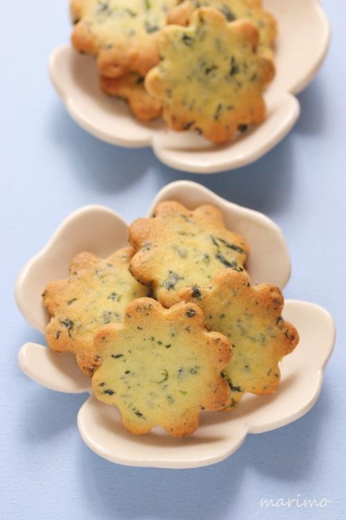 ほうれん草のクッキーレシピ リクエストスイーツ(34)_d0098954_1035328.jpg