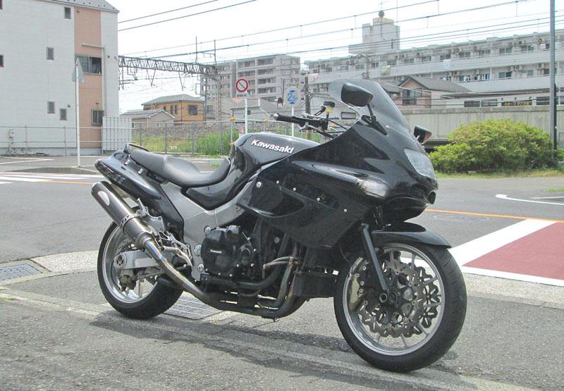 S賀サン号 ZZ-R1100のメンテ&仕様変更♪(Part1)_c0086965_17432253.jpg