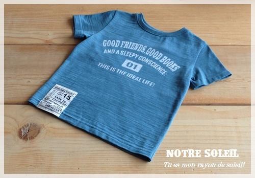 前回のTシャツの色と柄の組み合わせを変えてみました_c0289870_13223800.jpg