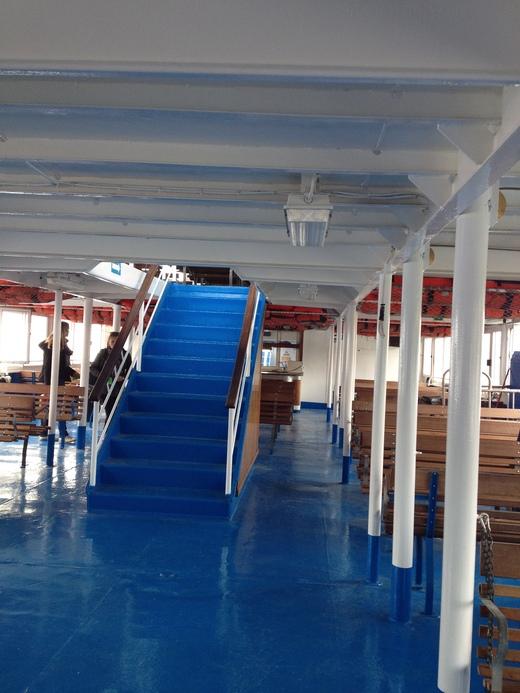 船でラ・スペツィアからポルトヴェーネレへ_a0136671_1503151.jpg