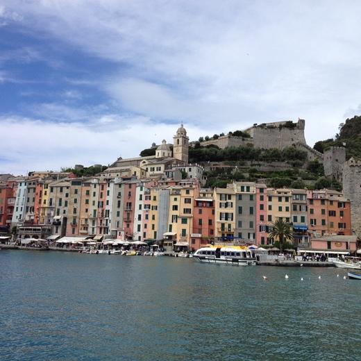 船でラ・スペツィアからポルトヴェーネレへ_a0136671_20204.jpg