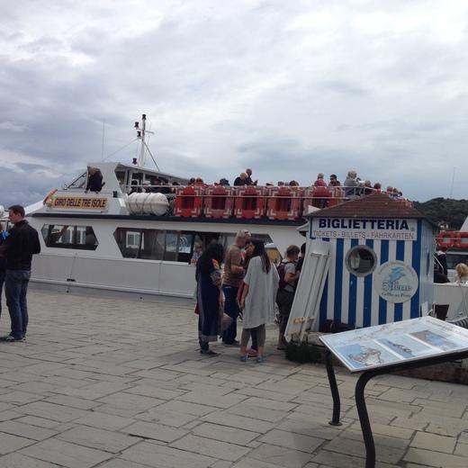 船でラ・スペツィアからポルトヴェーネレへ_a0136671_245489.jpg