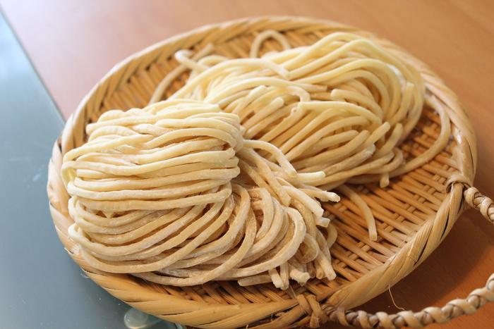 ソウルのヌティナムのチョンゴル・スユクを真似て、とろとろゆで牛肉の鍋_a0223786_10565213.jpg