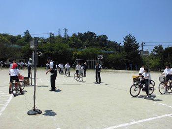 27年度交通安全教室@宮島学園_f0229523_16375798.jpg
