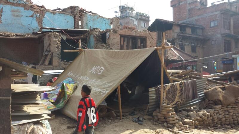 ネパール報告:2日目 ブンガマティ続き_e0155231_16564954.jpg