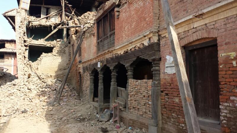 ネパール報告:2日目 ブンガマティ続き_e0155231_16571630.jpg