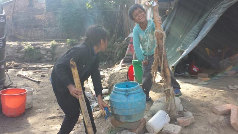 ネパール報告:2日目 ブンガマティ続き_e0155231_16581488.jpg