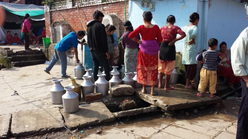 ネパール報告:2日目 ブンガマティ続き_e0155231_16584637.jpg