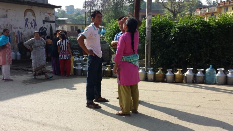 ネパール報告:2日目 ブンガマティ続き_e0155231_16592323.jpg