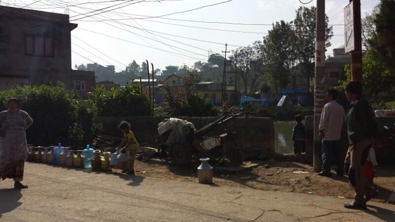 ネパール報告:2日目 ブンガマティ続き_e0155231_16594084.jpg
