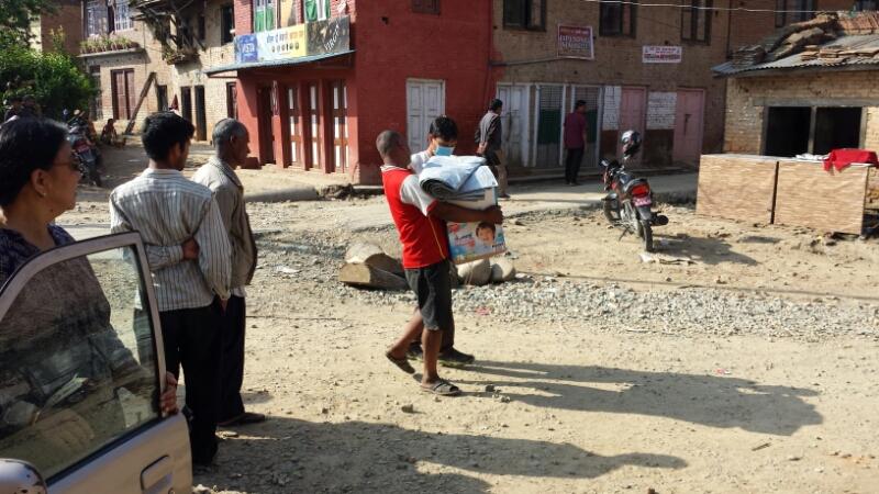 ネパール報告:2日目 ブンガマティ続き_e0155231_1705445.jpg