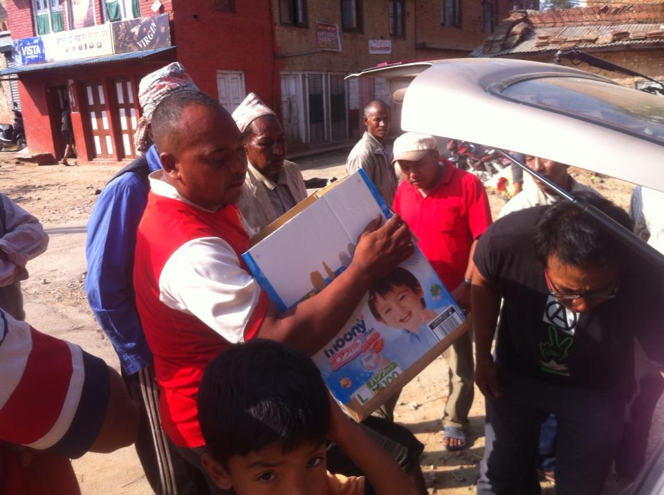 ネパール報告:2日目 ブンガマティ続き_e0155231_17264460.jpg