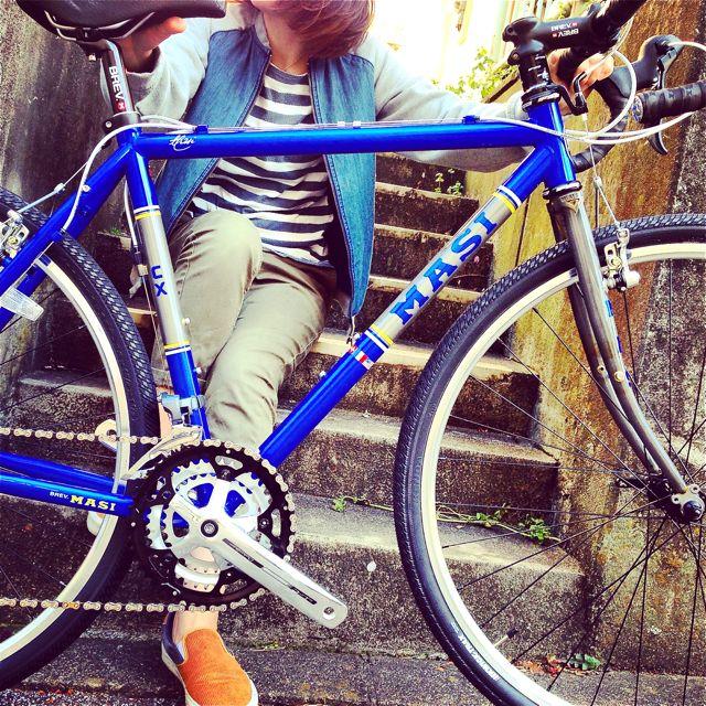 MASI 2015 SPECIALE CX マジィ スペシャーレ クロモリ おしゃれ自転車 ロード_b0212032_21143486.jpg