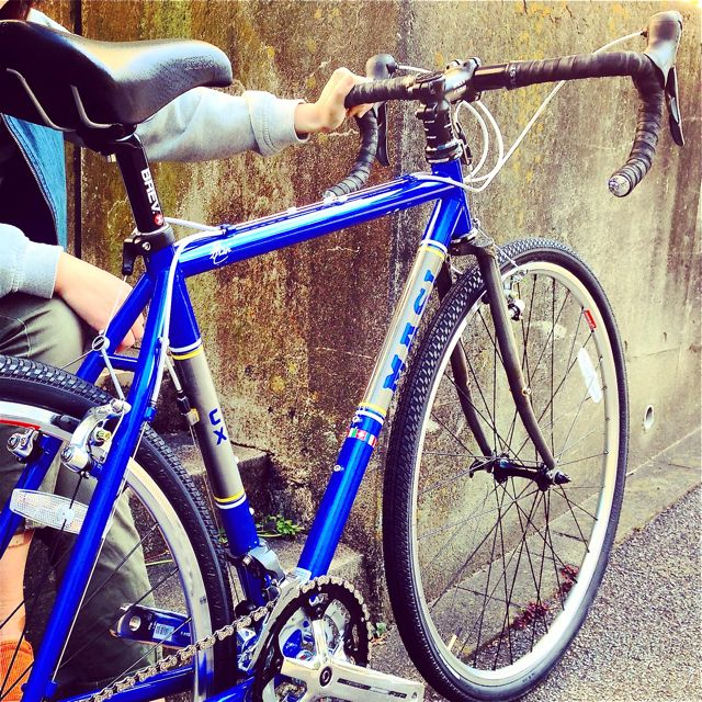 MASI 2015 SPECIALE CX マジィ スペシャーレ クロモリ おしゃれ自転車 ロード_b0212032_21144942.jpg