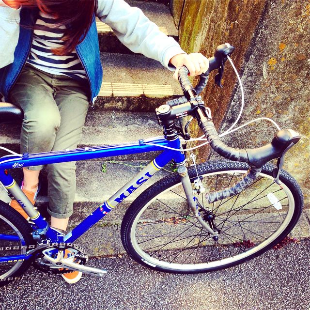 MASI 2015 SPECIALE CX マジィ スペシャーレ クロモリ おしゃれ自転車 ロード_b0212032_21151925.jpg
