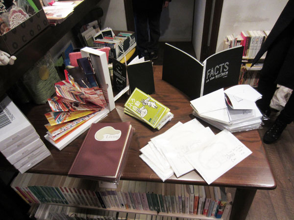15\' YOUNG ARTISTS\' BOOKS  FAIR_ 9th /Beco cafe_c0096440_1033791.jpg