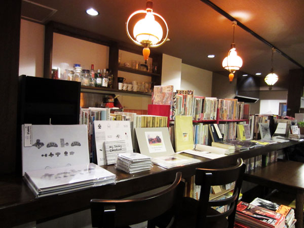 15\' YOUNG ARTISTS\' BOOKS  FAIR_ 9th /Beco cafe_c0096440_1042979.jpg