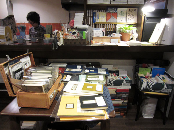 15\' YOUNG ARTISTS\' BOOKS  FAIR_ 9th /Beco cafe_c0096440_751430.jpg