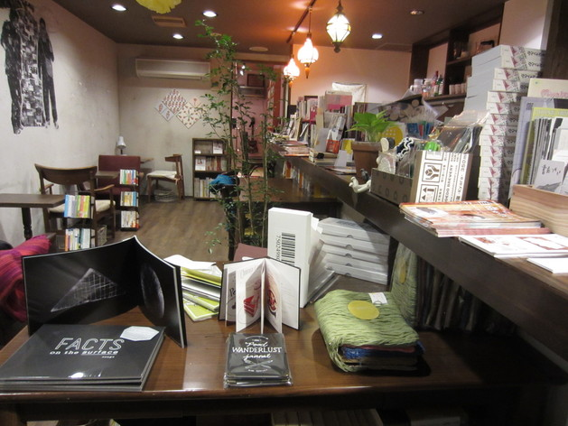 15\' YOUNG ARTISTS\' BOOKS  FAIR_ 9th /Beco cafe_c0096440_9352795.jpg